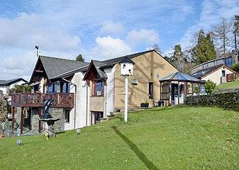 pavey ark cottage