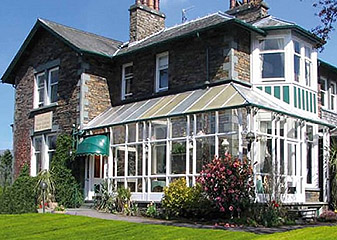 bed and breakfast lake district