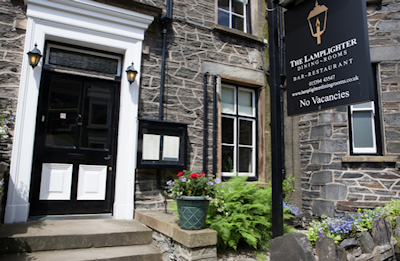 Lamplighter dining rooms windermere