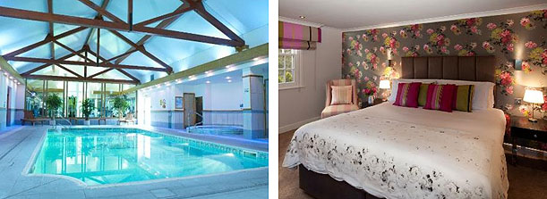The swan hotel newby bridge discover the lakes a lake Lake district hotels with swimming pool