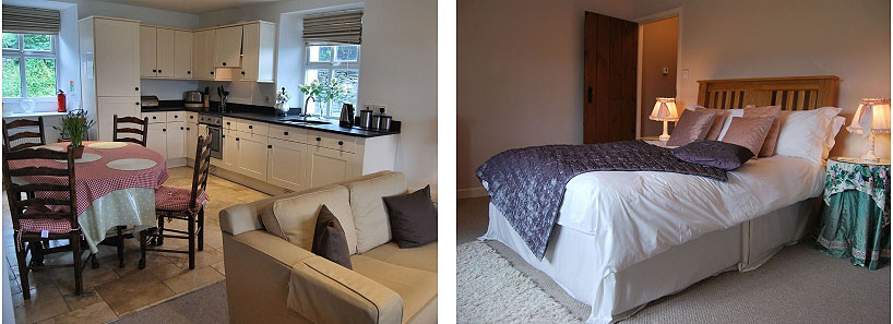 bluebird cottage coniston lounge and bedroom discover the lakes