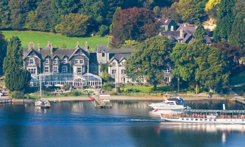 Lakeside Hotel Discover The Lakes A Lake District Guide