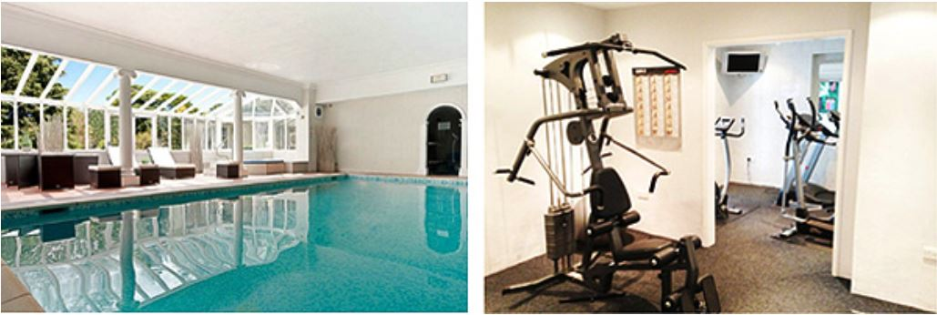 the wordsworth hotel grasmere leisure facilities