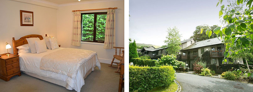 long mynd the falls bedroom discover the lakes