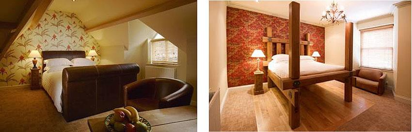 moss grove organic grasmere bedrooms
