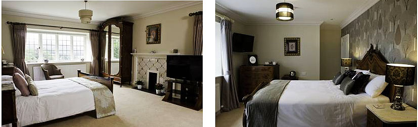 nanny brow ambleside bedrooms