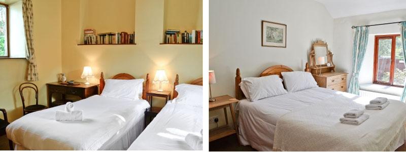 oaks farm cottage ambleside bedrooms