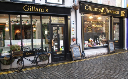 gillams ulverston discover the lakes