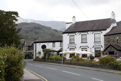 crown inn coniston discover the lakes